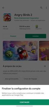 OnePlus 7T Pro - Applications - Télécharger une application - Étape 18