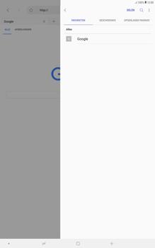 Samsung galaxy-tab-a-10-5-sm-t595 - Internet - Hoe te internetten - Stap 11
