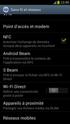 Samsung I9300 Galaxy S III - MMS - Configuration manuelle - Étape 5