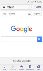 Samsung G389 Galaxy Xcover 3 VE - Internet - Internet browsing - Step 6