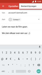 Nokia 5 (TA-1024) - E-mail - Hoe te versturen - Stap 10