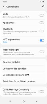 Samsung Galaxy A70 - Réseau - utilisation à l'étranger - Étape 8