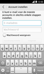 Huawei Ascend Y330 - E-mail - Account instellen (IMAP met SMTP-verificatie) - Stap 6