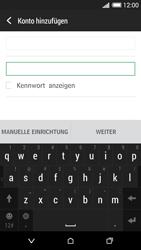HTC Desire 620 - E-Mail - Konto einrichten - Schritt 7