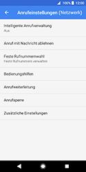 Sony Xperia XZ2 Compact - Anrufe - Rufumleitungen setzen und löschen - 8 / 13