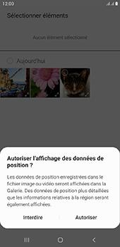 Samsung Galaxy J4 Plus - E-mail - envoyer un e-mail - Étape 14