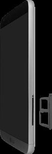 LG H840 G5 SE - SIM-Karte - Einlegen - Schritt 3