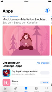 Apple iPhone 8 Plus - Apps - Herunterladen - 5 / 17