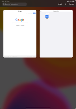 Apple ipad-pro-11-inch-2018-model-a1934- ipados-13 - Internet - Hoe te internetten - Stap 14