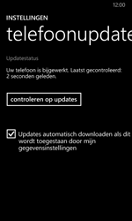 Nokia Lumia 635 - Toestel - Software update - Stap 8