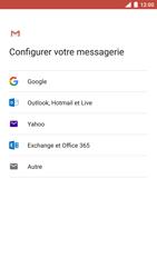 Nokia 8 - E-mail - configuration manuelle - Étape 7