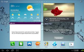 Samsung P5100 Galaxy Tab 2 10-1 - Internet - Automatische Konfiguration - Schritt 5