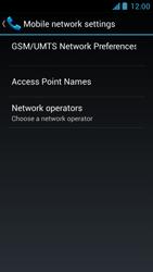 Acer Liquid Z5 - Internet - Manual configuration - Step 10