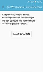Samsung Galaxy Xcover 3 VE - Fehlerbehebung - Handy zurücksetzen - 10 / 12