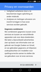 Huawei P9 Lite - Applicaties - Account aanmaken - Stap 14