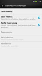 HTC One Max - Ausland - Auslandskosten vermeiden - Schritt 7