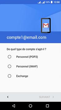 Acer Liquid Zest 4G Plus Double SIM - E-mail - Configuration manuelle - Étape 12