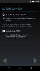 HTC Desire 610 - apps - account instellen - stap 13