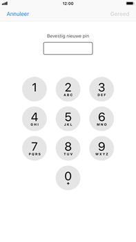 Apple iphone-6-plus-ios-12 - Beveiliging en ouderlijk toezicht - Hoe wijzig ik mijn SIM PIN-code - Stap 10