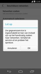Huawei Ascend P7 4G (Model P7-L10) - Buitenland - Bellen, sms en internet - Stap 7