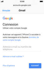Apple iPhone SE - iOS 11 - E-mail - Configuration manuelle (gmail) - Étape 6
