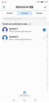 Huawei P20 pro - E-mails - Envoyer un e-mail - Étape 6