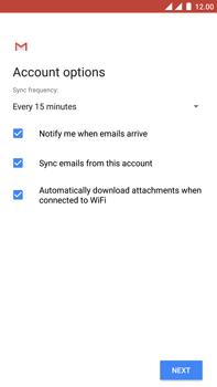 OnePlus 3 - Android Oreo - E-mail - Manual configuration (yahoo) - Step 11