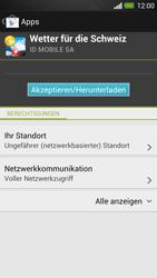 HTC One - Apps - Installieren von Apps - Schritt 15