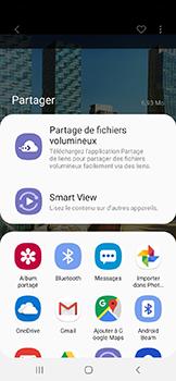 Samsung Galaxy A20e - Photos, vidéos, musique - Créer une vidéo - Étape 17