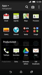 HTC Desire 320 - SMS - Handmatig instellen - Stap 4