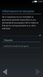 Alcatel One Touch Idol S - Applicazioni - Configurazione del negozio applicazioni - Fase 14