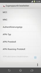 Sony Xperia Z1 - Internet - Apn-Einstellungen - 13 / 20