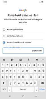 Samsung Galaxy A50 - Apps - Einrichten des App Stores - Schritt 10