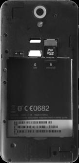 HTC Desire 620 - SIM-Karte - Einlegen - Schritt 4