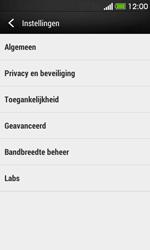 HTC Desire 500 - Internet - buitenland - Stap 22