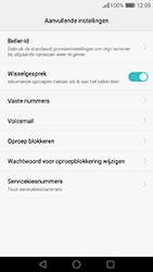 Huawei Honor 8 - voicemail - handmatig instellen - stap 7
