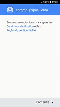 Samsung Samsung Galaxy J7 (2016) - E-mails - Ajouter ou modifier votre compte Gmail - Étape 14
