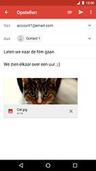 LG Nexus 5X - Android Oreo - E-mail - E-mails verzenden - Stap 15