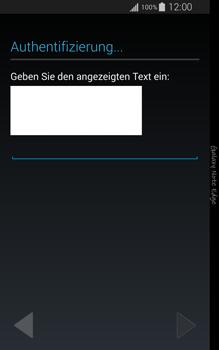 Samsung Galaxy Note Edge - Apps - Konto anlegen und einrichten - 0 / 0