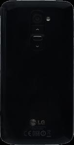 LG G2 - Premiers pas - Découvrir les touches principales - Étape 7