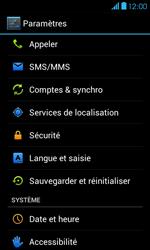 Bouygues Telecom Bs 401 - Sécuriser votre mobile - Activer le code de verrouillage - Étape 4