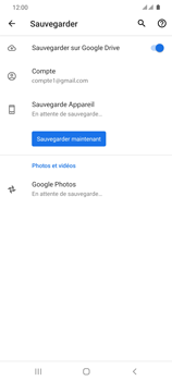Samsung Galaxy S20 Ultra - Aller plus loin - Gérer vos données depuis le portable - Étape 16