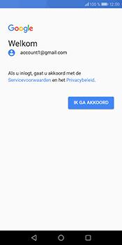 Huawei P Smart - E-mail - e-mail instellen (gmail) - Stap 12