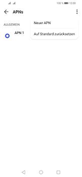 Huawei P30 Lite - Internet und Datenroaming - Manuelle Konfiguration - Schritt 8