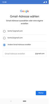 Nokia 6.1 Plus - Android Pie - Apps - Konto anlegen und einrichten - Schritt 12