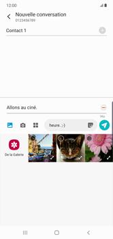 Samsung Galaxy Note10 Plus - MMS - envoi d'images - Étape 15