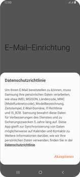 Samsung Galaxy A80 - E-Mail - Konto einrichten (outlook) - Schritt 9