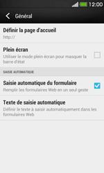 HTC Desire 500 - Internet - configuration manuelle - Étape 25
