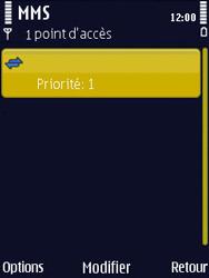 Nokia N86 - MMS - Configuration manuelle - Étape 15