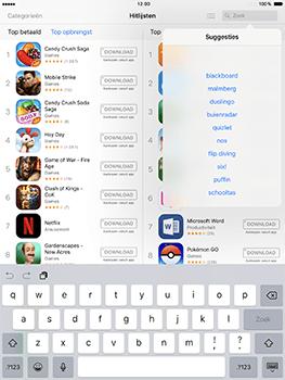Apple ipad-pro-9-7-inch-met-ios10-model-a1674 - Applicaties - Downloaden - Stap 8
